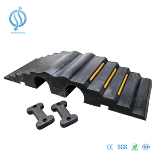 High Quality Rubber Cable Hose Ramp