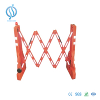 Expandable Plastic Barrier
