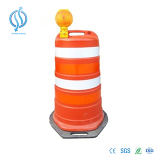 1000mm Orange Traffic Barrel