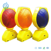 Solar Traffic Safety Barricade Warning Light